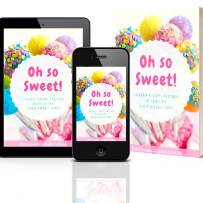 Candy Saying ebook